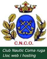 Club Nautic Coma-ruga web