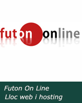 Futon on line web