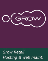 Grow Retail web