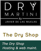 The Dry Shop web