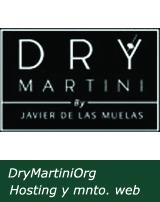 Dry Martini org web