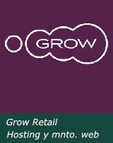 Grow Retail web