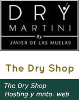 The Dry Shop web