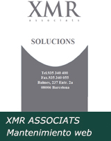 XMR associats web
