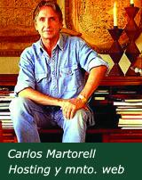 Carlos Martorell web