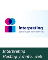 Interpreting web