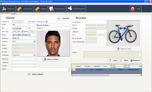 Gestion Bicicletas Ficha Clientes