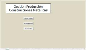 Gestion Construcciones Metalicas Entrada